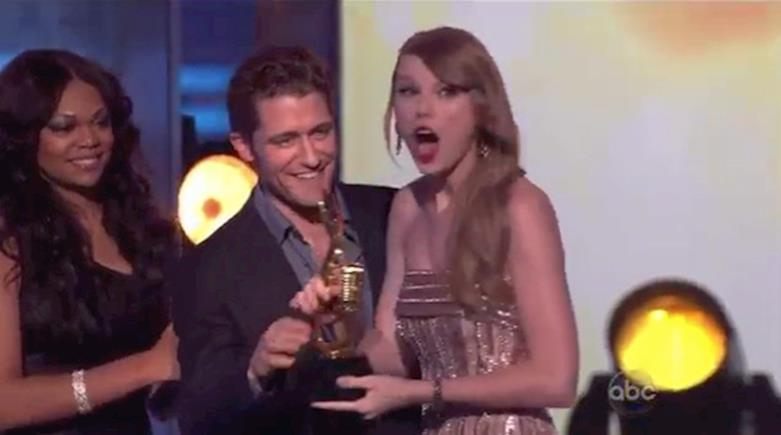 Taylor Swift shocked
