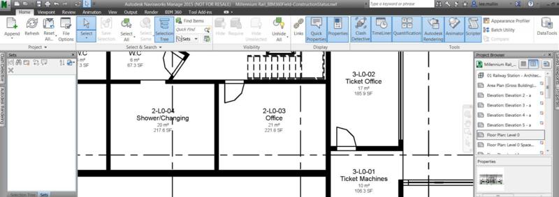 2D support in Navisworks autodesk 3d DWF DWFX