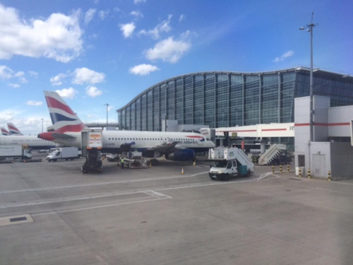 Heathrow Terminal 5 Navisworks