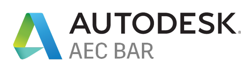 Autodesk AEC BAR LOGO youtube architecture engineering construction