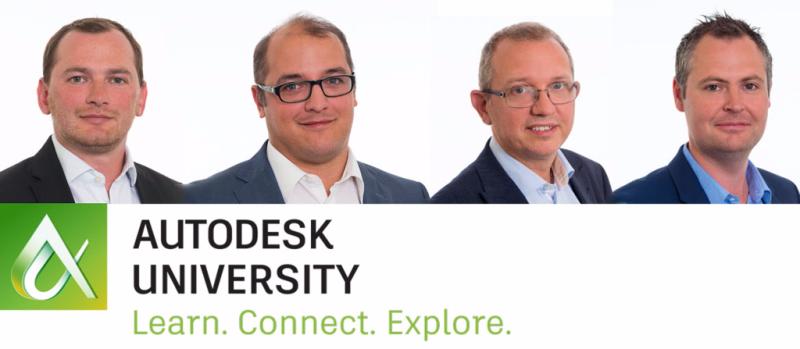Autodesk University 2016 Lee Mullin Peter Ingels Dieter Vermeulen Ives Veelaert