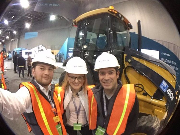 Autodesk University 2015 2016 Construction Lee Mullin Julien Drouet Lejla Secerbegovic